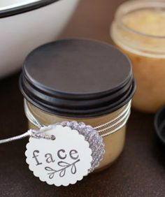 Why spend a fortune at the spa when you can make our DIY face scrub? It's easy, inexpensive and you've got the ingredients right in your kitchen! - Everyday Dishes & DIY