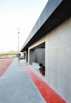 1/2 Stadium / Interval Architects