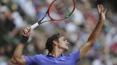 Roger Federer sull´invasione di campo del fan: ´E´ la seconda volta in due giorni che accade´