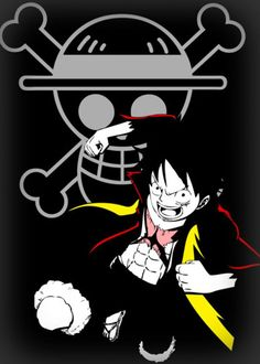 Anime Guys Displate Poster Monkey D. Ruffy/Luffy from the Anime One Piece ruffy One Piece Anime, One Piece 2, One Piece Figure, One Piece World, One Piece Fanart, One Piece Luffy, Monkey D Luffy, One Piece Wallpaper Iphone, One Piece Drawing