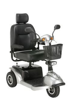"""Prowler Mobility Scooter, 4 Wheel, 20"""" Seat"""