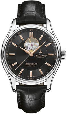Zegarek męski Atlantic Seria Limitowana 52757.41.61R - sklep internetowy www.zegarek.net