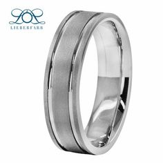 American made wedding band - as cool as it gets. To see the whole collection, visit http://imgur.com/a/Ppzaw#0