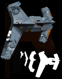 CoM 3.0 Cruiser by HandofManos #spaceship – https://www.pinterest.com/pin/206321226659672794/