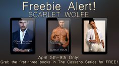 Author Scarlet Wolfe: FREE Books!
