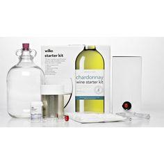 Wilko Chardonnay Wine Starter Kit Makes 6 Bottles FromWilko.com £20