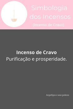 Incenso de Cravo Feng Shui, Witchcraft, Reiki, Incense, Spirituality, Perfume, Herbs, Positivity, Magic