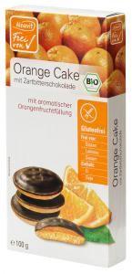 Bio Orange Cake - glutenfrei