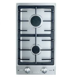 Tiny Stove for the Tiny House: Miele Two Burner Gas Cooktop