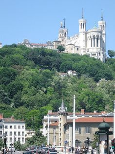 Fourviere, Lyon, France