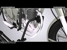 How to set up, mount & operate a motorcycle sidecar outfit - YouTube