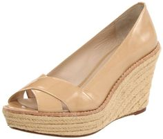 these are kind of cute and i normally am not a fan of wedges (or the platform thing)