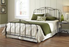 Affinity Headboard or Complete Bed