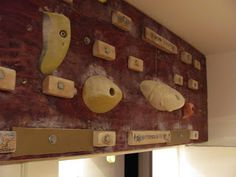 Climbing Hangboard