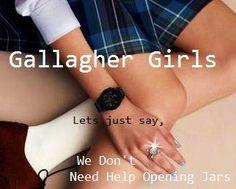 #Gallagher Girls