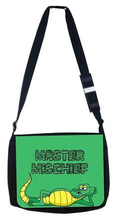 Abstract Daisy Flower Art TM Medium Sized Messenger Bag 11.75 x 15.5 and 5 x 8 Pencil Case SET Rosie Parker Inc