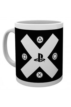 Playstation X Mug