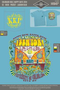Colorado KKG - Happy Days 2014