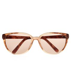 Retrosun  Vintage Christian Dior Sunglasses ($285) ​We're crazy obsessed with these octagon-shaped frames, which offer a retro take on the classic aviator.