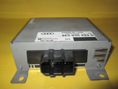 2005 TO 2008 AUDI A4 S4 AMPLIFIER PART NUMBER 8E5035233D PLEASE MATCH THE PART NUMBER WITH YOUR OLD PART.