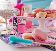 Dive into the awesome accessories from our mermaid birthday party ...