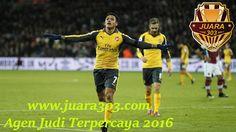 Berita Bola: Alexis Sanchez Hat-trick, Arsenal Kandaskan West H...
