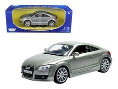 2007 Audi TT Coupe 1:18 Diecast Car Model by Motormax