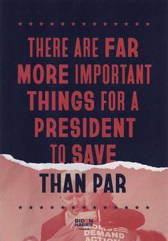Biden Harris 2020 Print Advert By Collage: Biden Harris 2020 | Ads of the World™