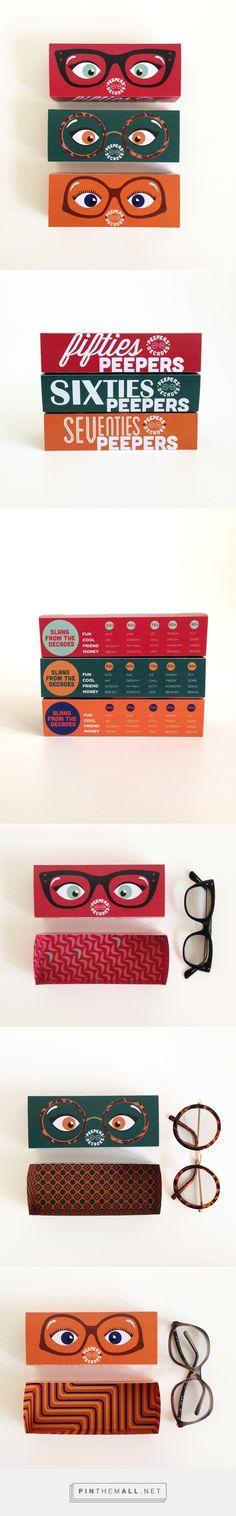 Peepers of the Decades | eyewear brand