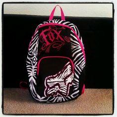 Fox Racing Bagback..