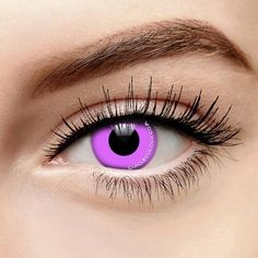 microeyelenses.com Pure Purple Cosplay Colored Contacts Lens #colorcontactlenses #coloredeyecontacts #cosplaycontacts #nonprescriptioncoloredcontacts Eye Makeup Glitter, Blue Eye Makeup, Eye Makeup Tips, Makeup Ideas, Makeup Inspo, Makeup Products, Beauty Makeup, Colored Eye Contacts, Eyeliner Shapes