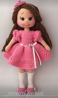 crochet toys and dolls Amigurumi rg Oyuncak Modelleri Amigurumi rg Oyuncak Uzun Sal Kz Bebek Modeli Tarifi ( Anlatml ) rg, rg Modelleri, rg rnekleri, Derya Baykal rgleri Amigurumi Giraffe, Crochet Amigurumi, Amigurumi Doll, Crochet Toys, Crochet Dolls Free Patterns, Crochet Doll Pattern, Baby Knitting Patterns, Doll Patterns, Knitting Toys