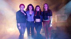 Dievčatá z Wasted Strings predstavujú nový videoklip Dirty psycho!