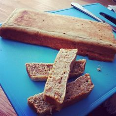 Kelly Caresse   Gezond recept Bananenbrood