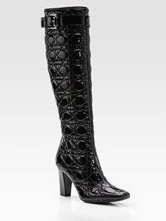 1471cc138f72 Die 36 besten Bilder von Quilted Shoes   Quilted leather, Ballet ...
