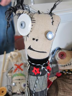 Monster Rag Dolls ...   Flickr - Photo Sharing!