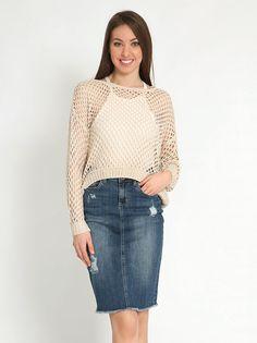 Τρυπητή μπλούζα - 9,99 € - http://www.ilovesales.gr/shop/trypiti-blouza-3/ Περισσότερα http://www.ilovesales.gr/shop/trypiti-blouza-3/