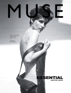 Muse magazine F/W 2015 Model: Laetitia Casta