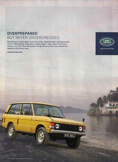 Overprepared but never underdressed (1970)  Reverse Retro!