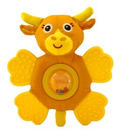 """#manythings.online """"Can I be your Friend?"""" #little Longhorn rattle can be taken and attached anywhere, #anytime. This rattle in the center is surrounded by non br..."""