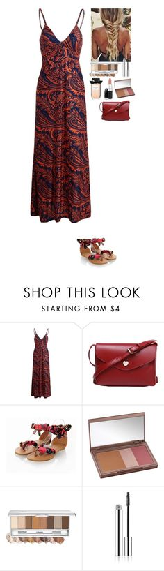 """""""Summer outfit TOMTOP"""" by eliza-redkina ❤ liked on Polyvore featuring Urban Decay, David Jones, Massimo Dutti, Summer, outfit, like, look and tomtop"""