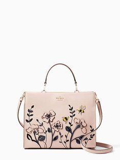 blossom drive sara by kate spade new york - Bags and Purses 👜 Popular Handbags, Cute Handbags, Kate Spade Handbags, Cheap Handbags, Kate Spade Purse, Luxury Handbags, Purses And Handbags, Designer Handbags, Prada Purses
