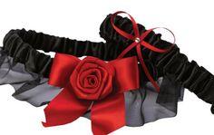 Hortense B. Hewitt Wedding Accessories Midnight Rose Garter Set ---> LEARN MORE INFO @: http://lingerie4everyone.com/store2/hortense-b-hewitt-wedding-accessories-midnight-rose-garter-set/