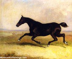 Famous Horse Paintings | Famous Horse Paintings The Runaway Horse US$ 199.09
