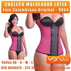 27eab764aae49 YARU IMPORTACIONES - www.Yaru.co - Chaleco de Latex 2 y 3 lineas. Fajas Ann  CheryCali ColombiaColombian ...