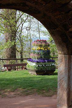 Flower Tower...Sickingen castle