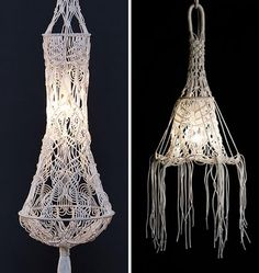 Bohemian Pages: More Macramé.....
