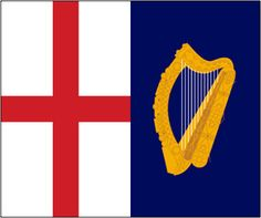 Flag of the Commonwealth, flown by Parliamentarian troops