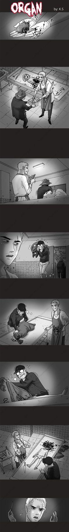 Silent Horror chap 237: Buôn nội tạng