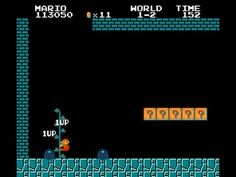 Glitch Found in Super Mario Bros. Decades Later - http://videogamedemons.com/news/glitch-found-in-super-mario-bros-decades-later/